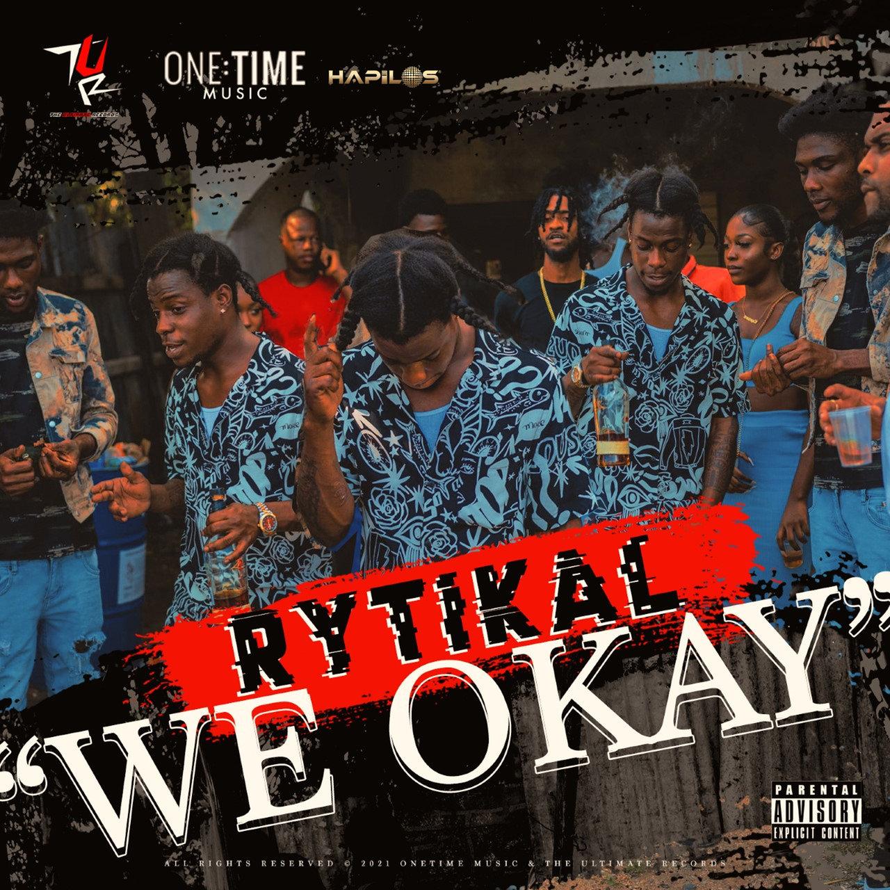 Rytikal - We Okay (Cover)