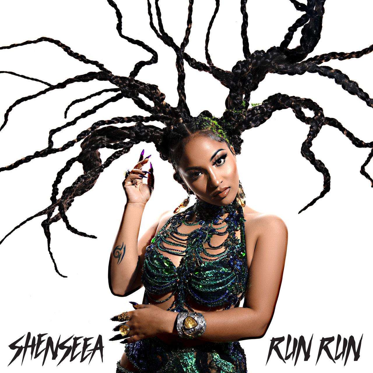 Shenseea - Run Run (Cover)