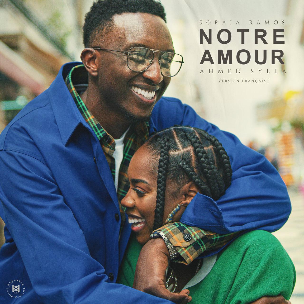 Soraia Ramos - Notre Amour (Cover)