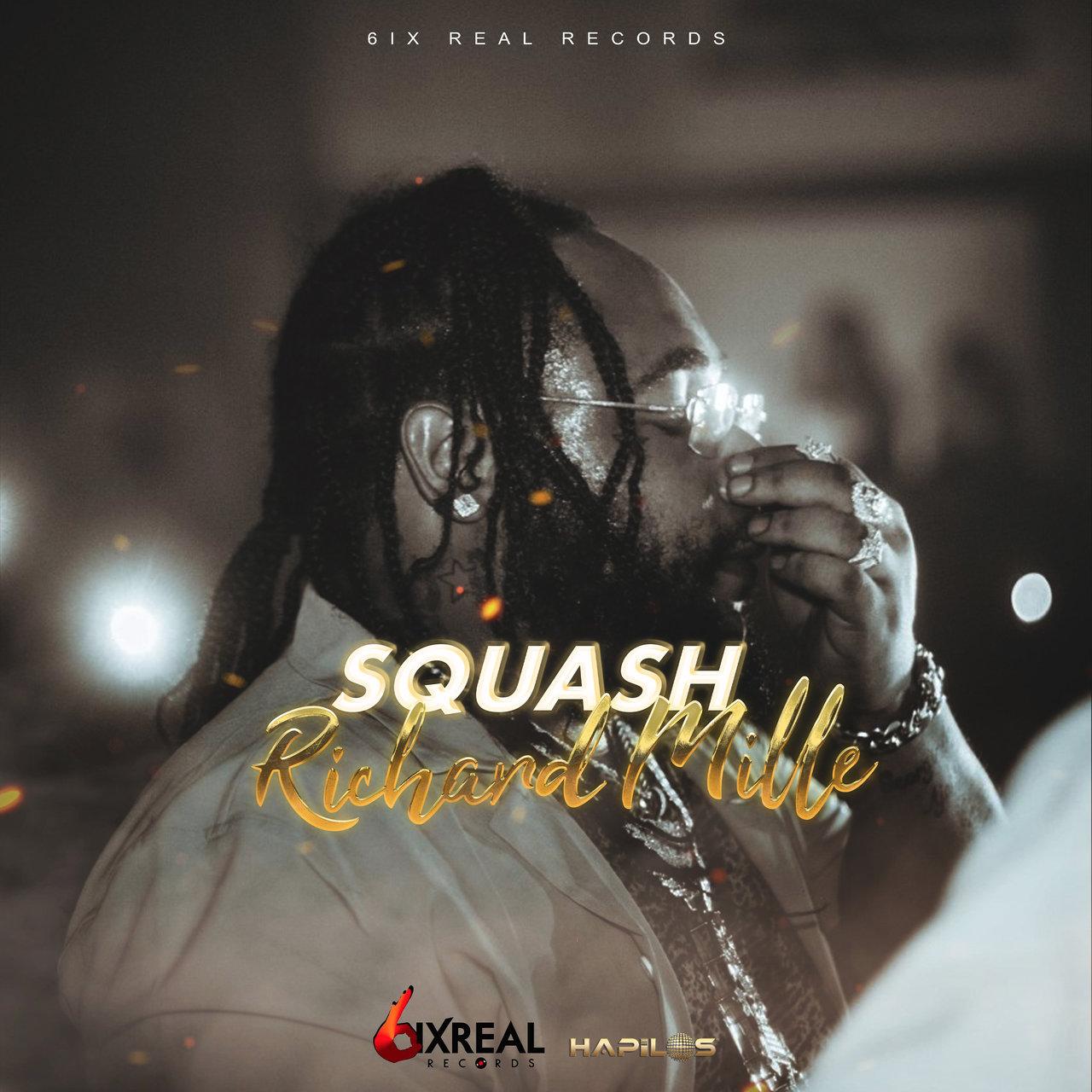 Squash - Richard Mille (Cover)
