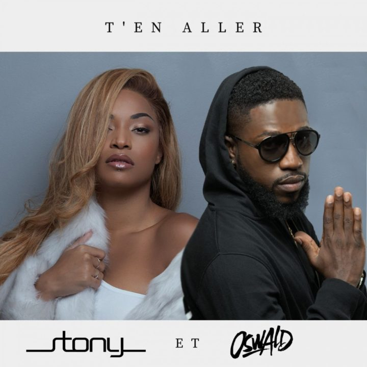 Stony and Oswald - T'en Aller (Cover)