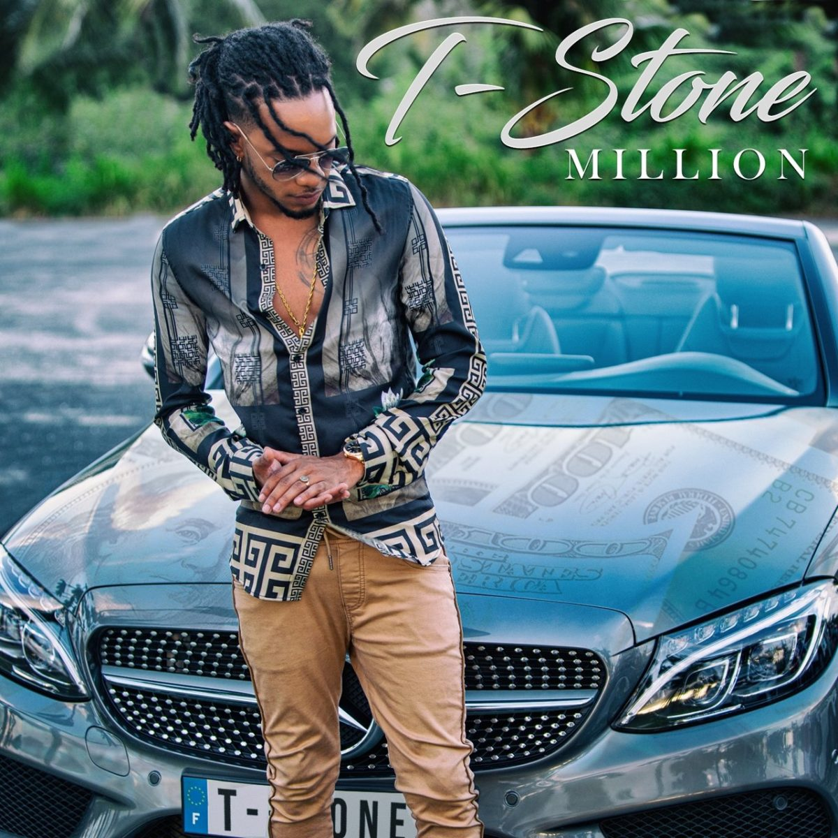T-Stone - Million (Cover)