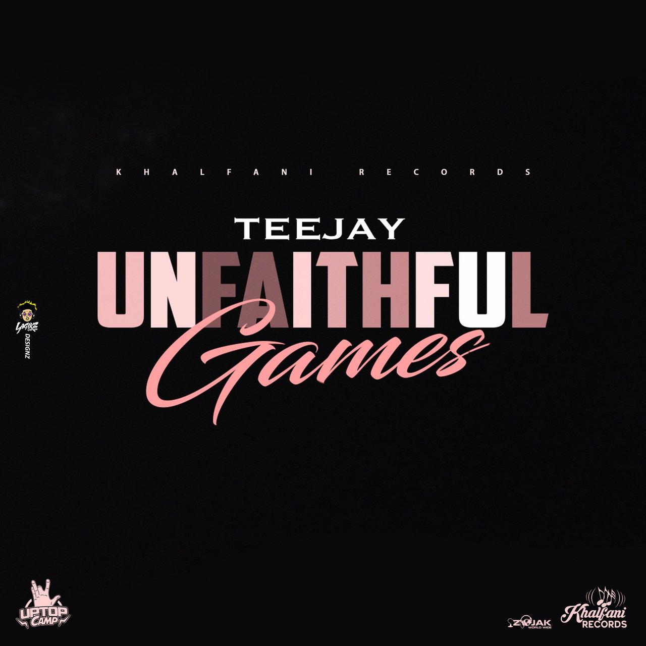 Teejay - Unfaithful Games (Cover)