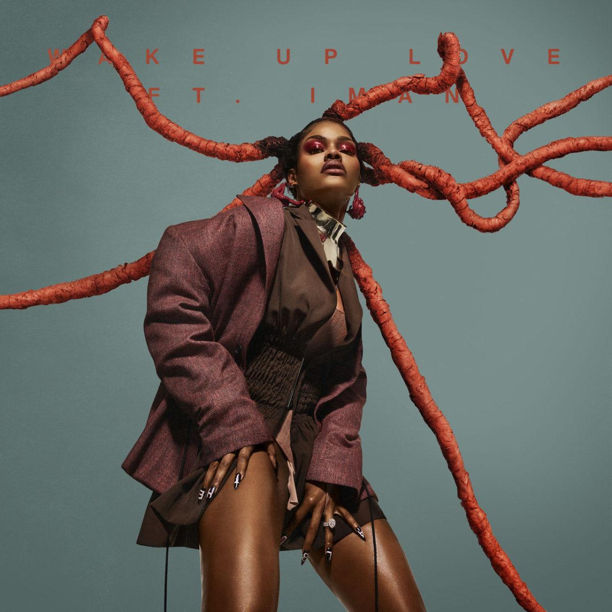 Teyana Taylor - Wake Up Love (ft. Iman) (Cover)