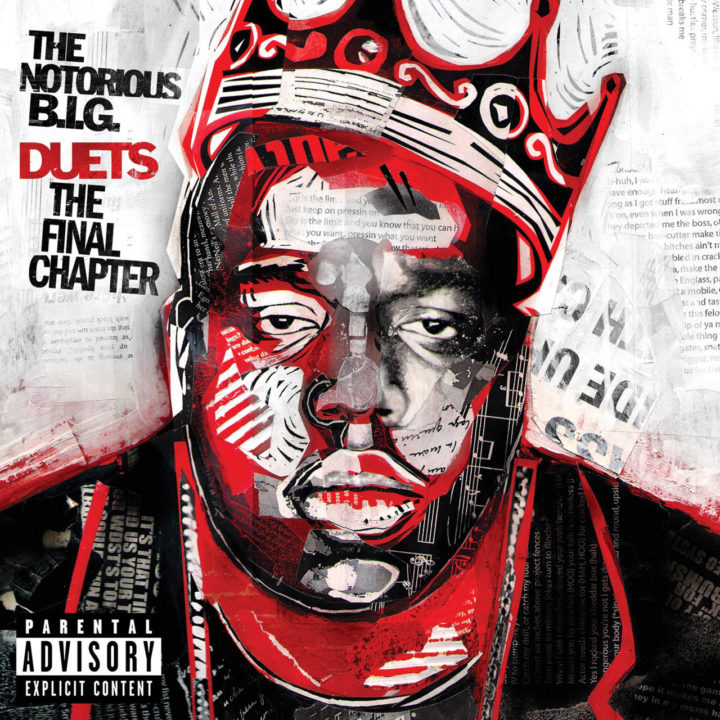 The Notorious B.I.G. - Duets: The Final Chapter (Cover)