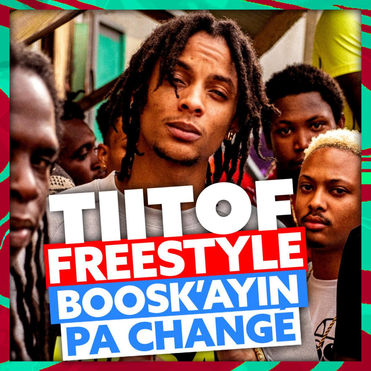 Tiitof - Boosk'AyinPaChangé (Cover)