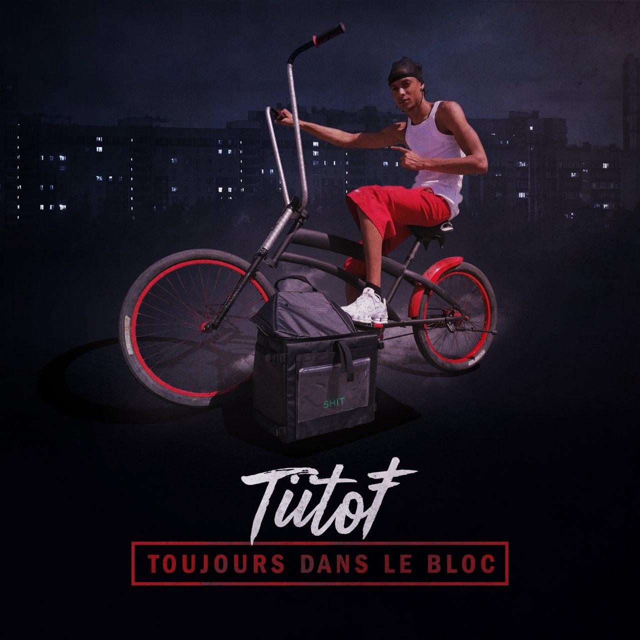 Tiitof - Toujours Dans Le Bloc (Cover)