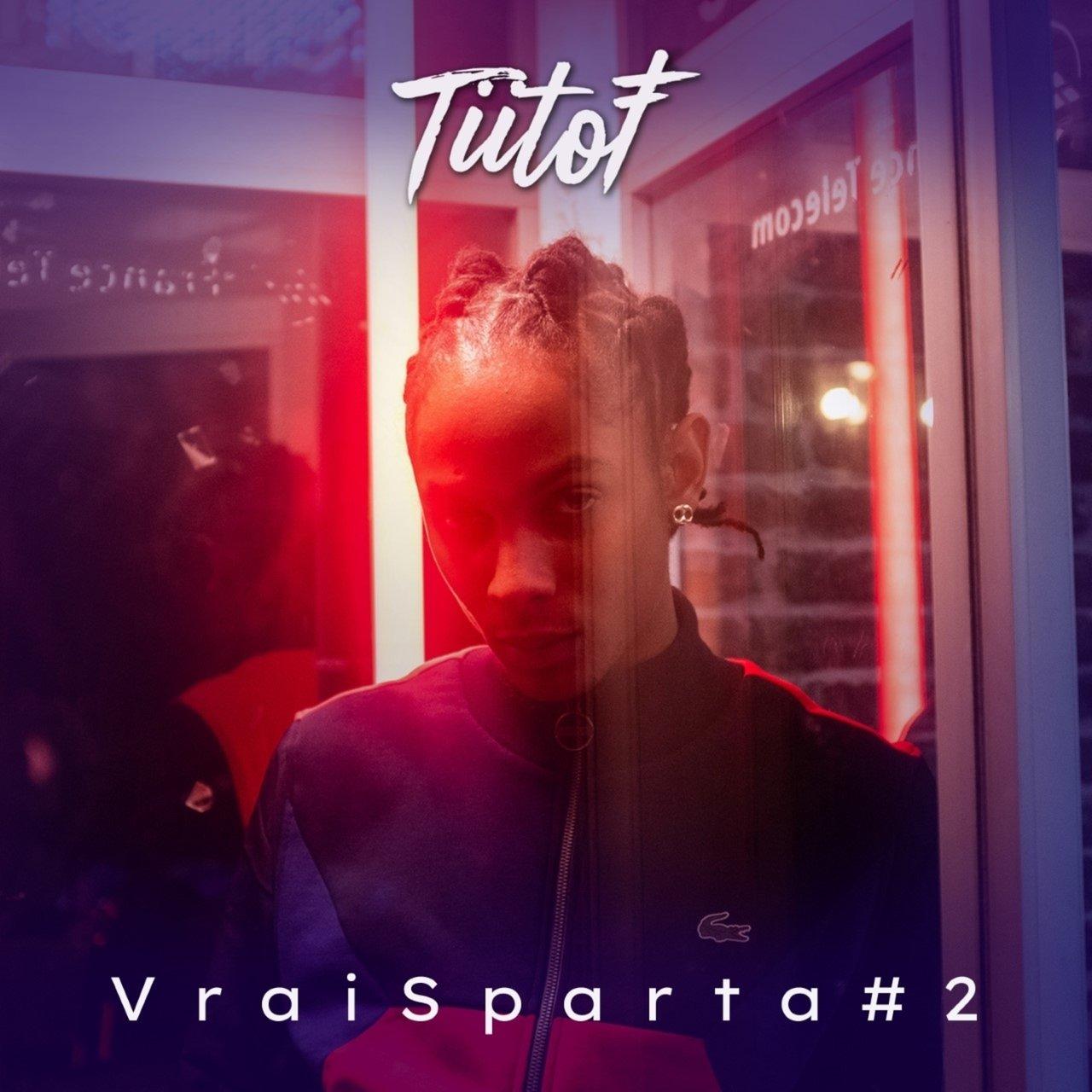 Tiitof - Vrai Sparta #2 (Cover)