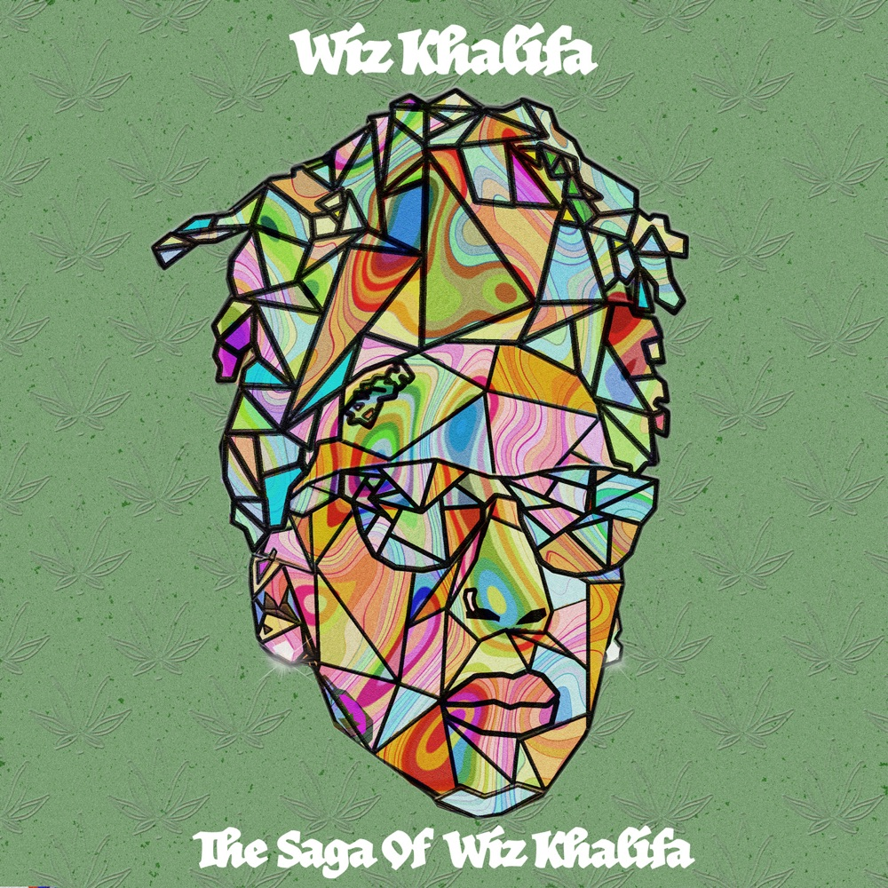 Wiz Khalifa - The Saga Of Wiz Khalifa (Cover)