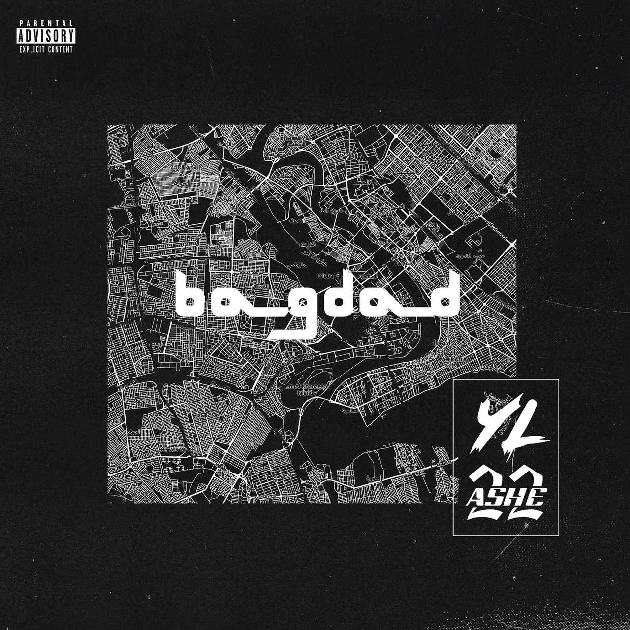 YL - Bagdad (ft. Ashe 22) (Cover)