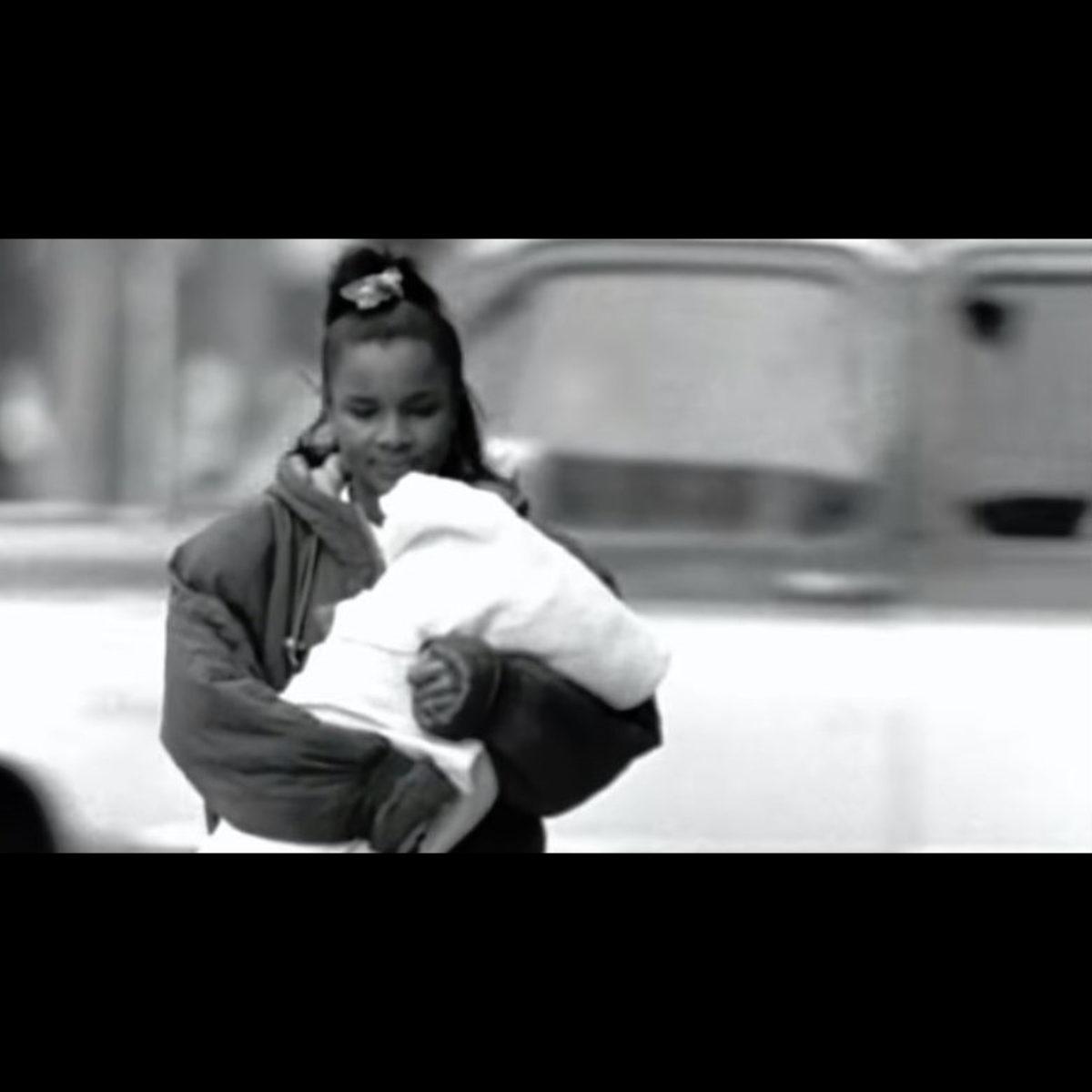 2Pac - Brenda's Got A Baby (ft. Dave Hollister) (Thumbnail)