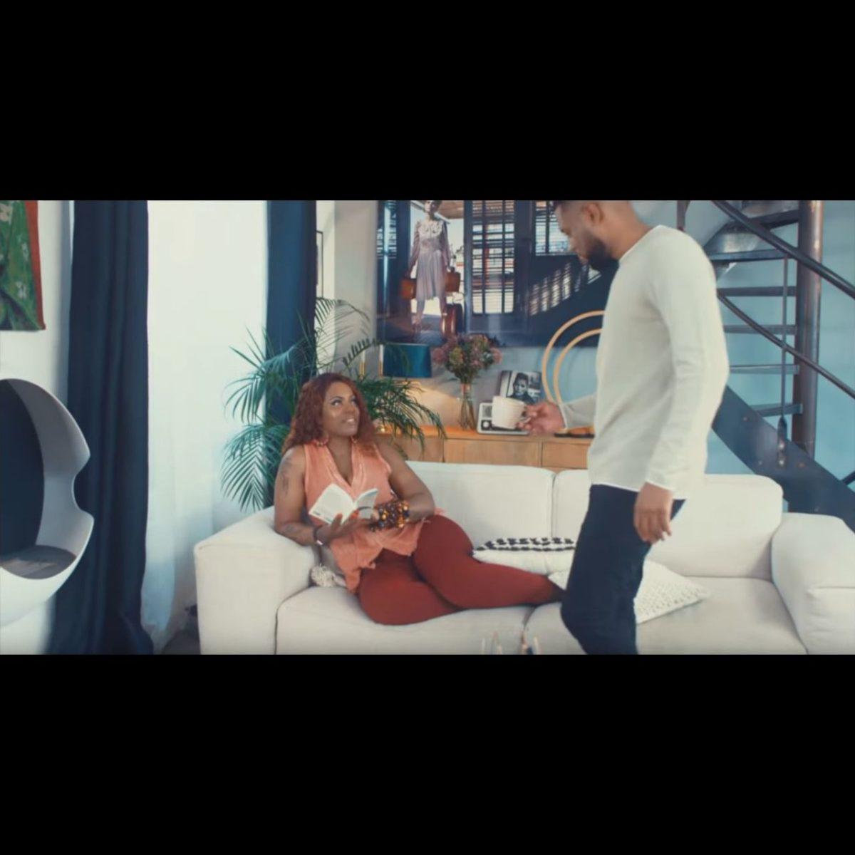 Axel Tony - Sur tes lèvres (ft. K-Reen) (Thumbnail)