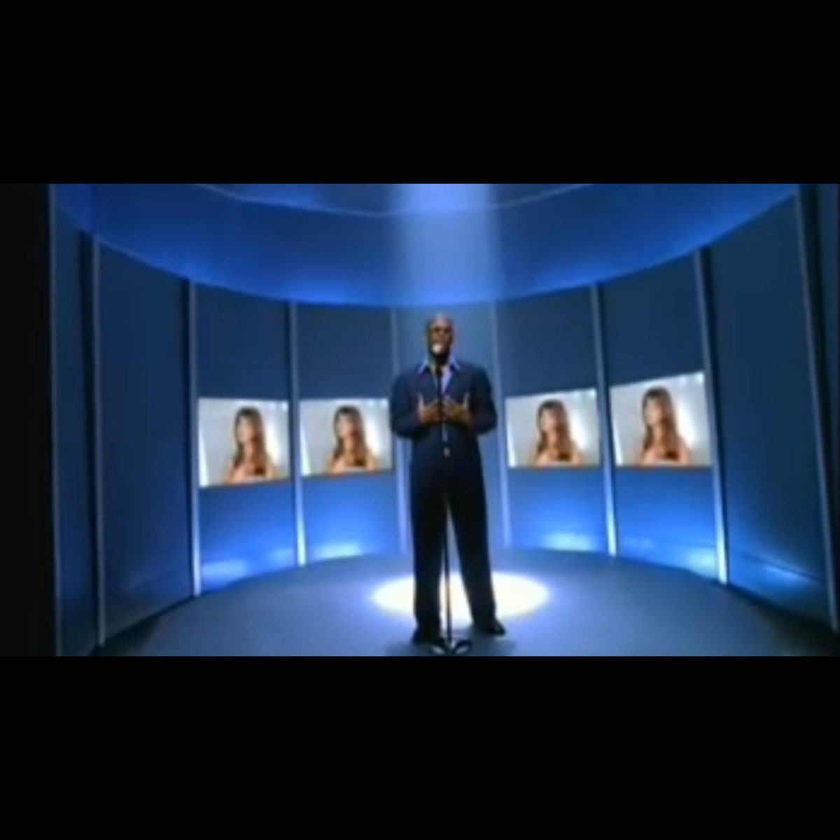 Céline Dion and R. Kelly - I'm Your Angel (Thumbnail)