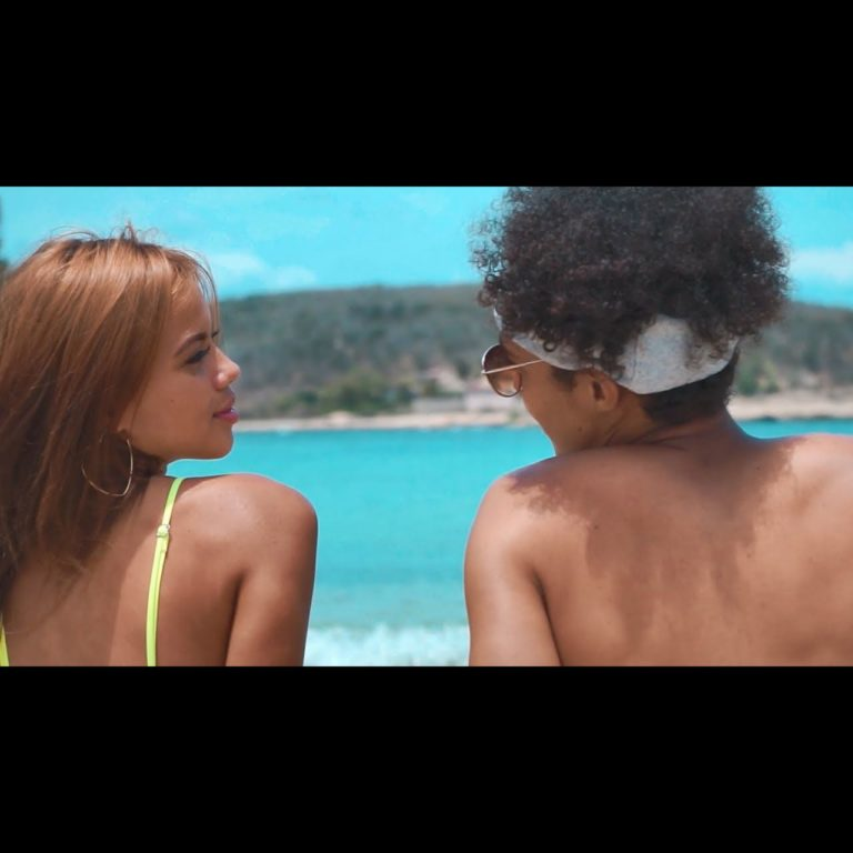 Charly Jeff - A donde vas (ft. Llya Nora) (Thumbnail)
