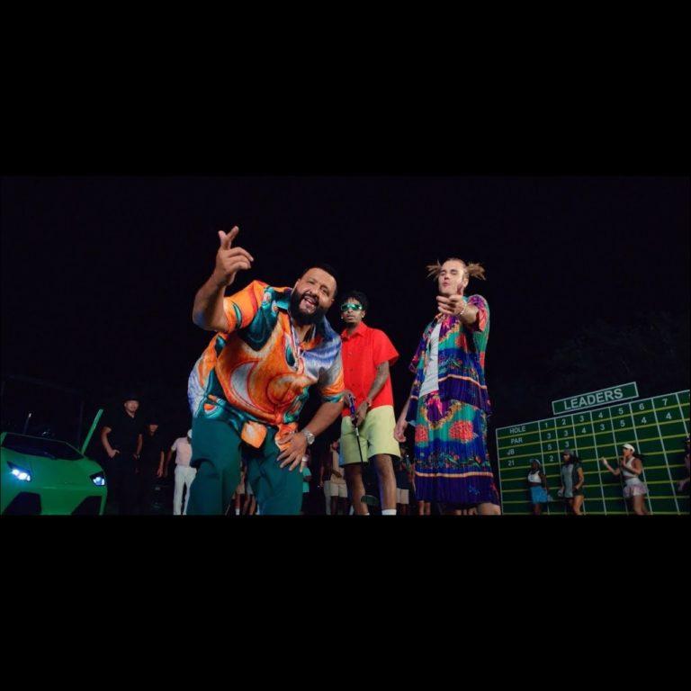 DJ Khaled - Let It Go (ft. Justin Bieber and 21 Savage) (Thumbnail)