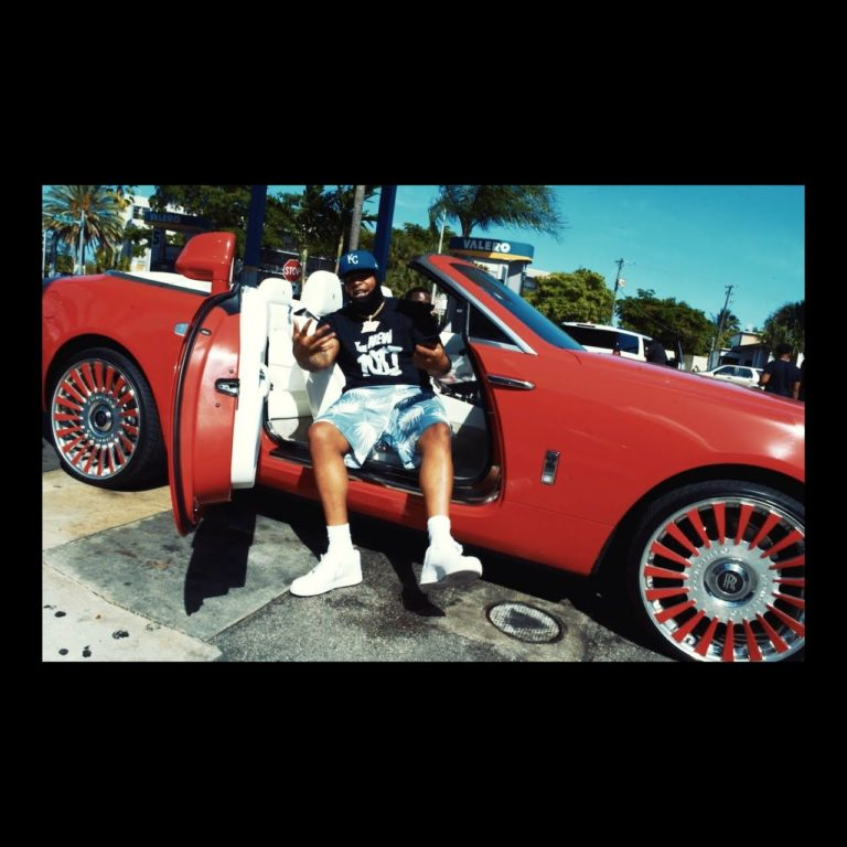 Gucci Mane - Poppin (ft. BigWalkDog) (Thumbnail)