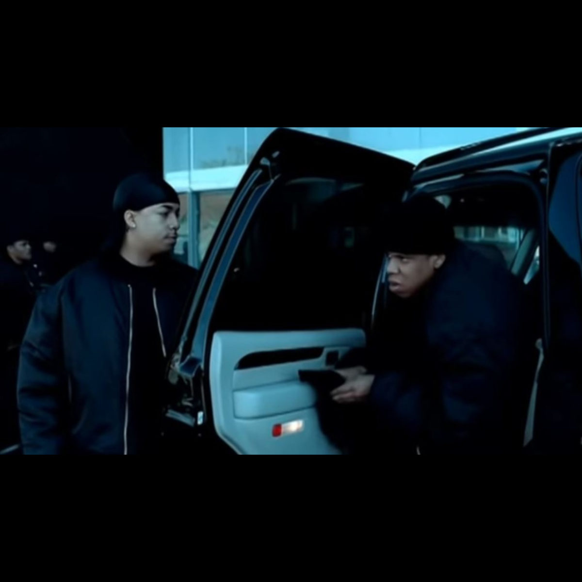 Jay-Z - Dirt Off Your Shoulder (Thumbnail)