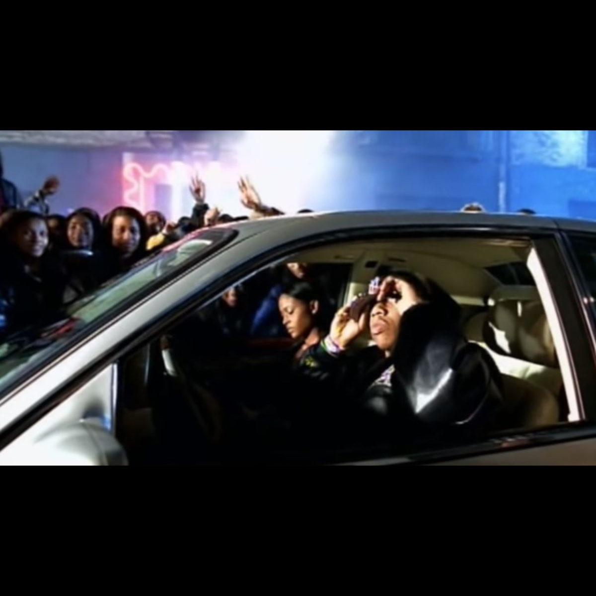 Jay-Z - Do It Again (Put Ya Hands Up) (ft. Beanie Sigel and Amil) (Thumbnail)