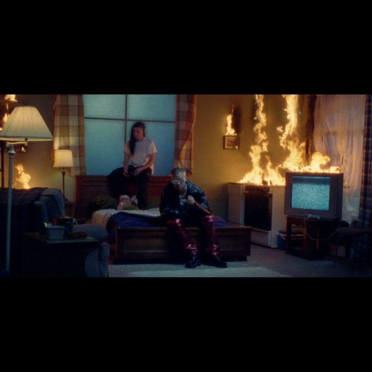 Jhay Cortez - En mi cuarto (ft. Skrillex) (Thumbnail)