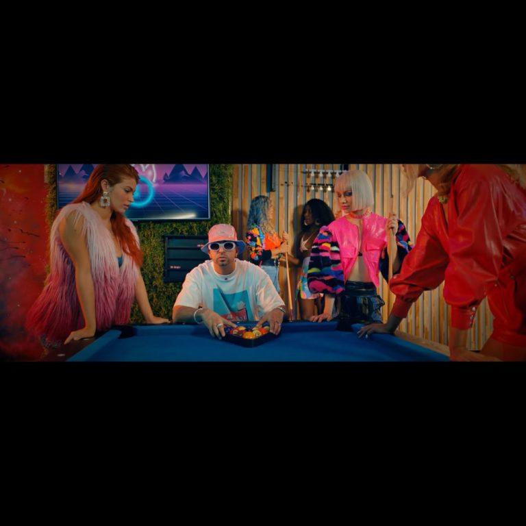 Justin Quiles - La botella (ft. Maluma) (Thumbnail)