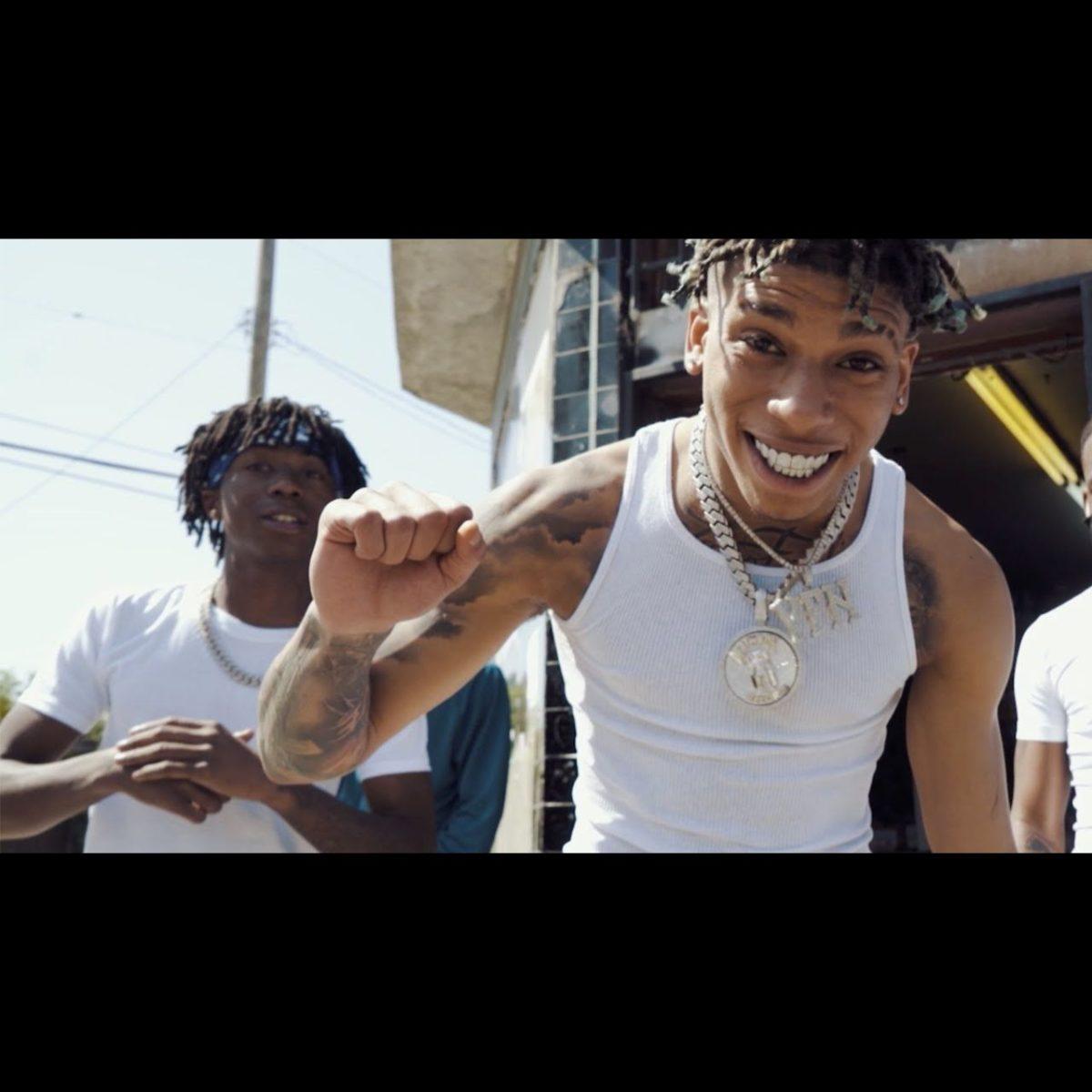 Lil Loaded - 6locc 6a6y (Remix) (ft. NLE Choppa) (Thumbnail)