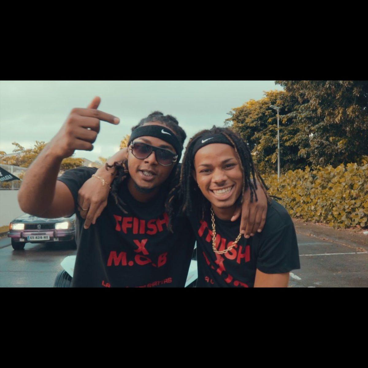M.O.B and DJ Tfiish - La choré des shattas (Thumbnail)