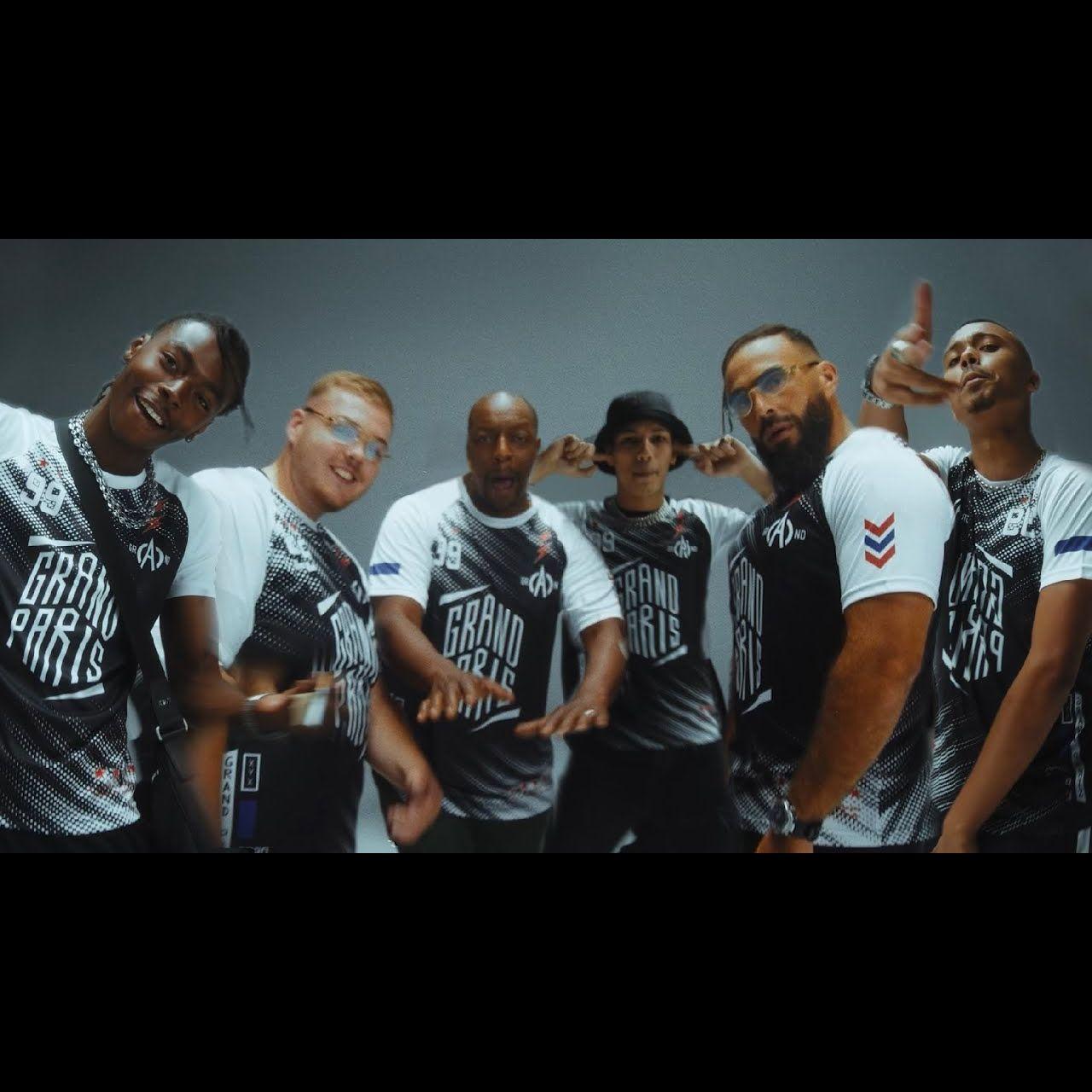 Médine - Grand Paris 2 (ft. Koba LaD, Larry, Pirate, Rémy and Oxmo Puccino) (Thumbnail)