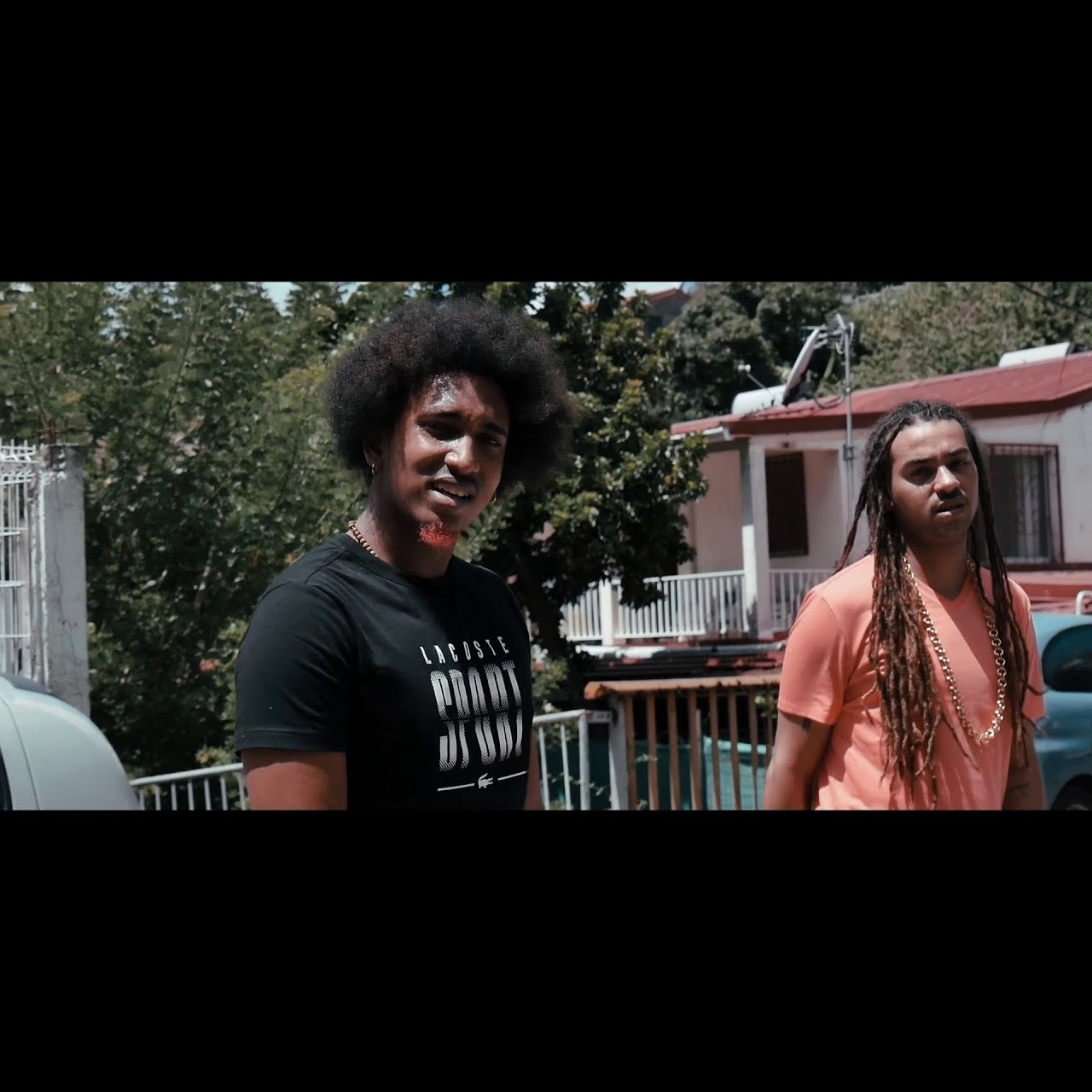 Mercenaire - Ayin ba yo (ft. Mata) (Thumbnail)