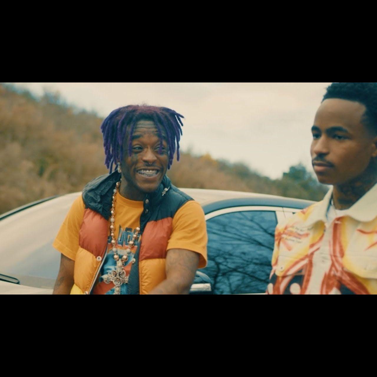 Popp Hunna - Adderall (Corvette Corvette) (Remix) (ft. Lil Uzi Vert) (Thumbnail)