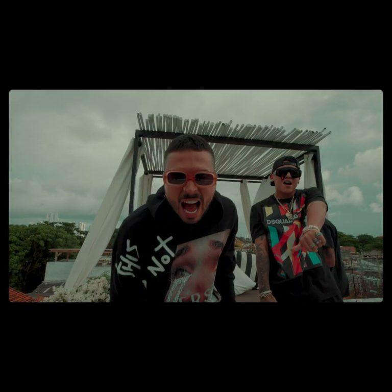 Reykon - La suite (Remix) (ft. Kevin Roldan, J. Alvarez and Jamby El Favo) (Thumbnail)