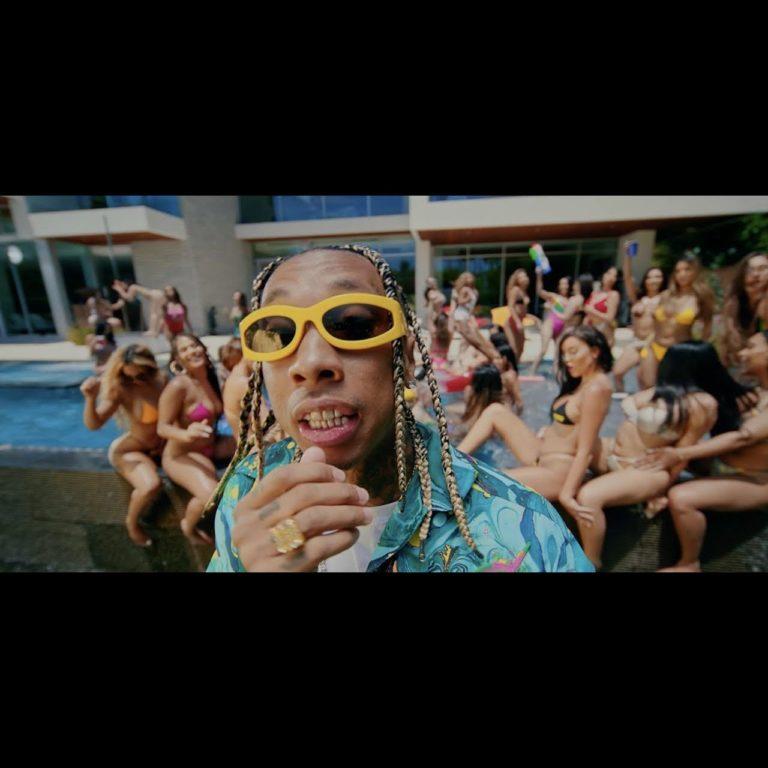 Tyga - Splash (ft. Moneybagg Yo) (Thumbnail)