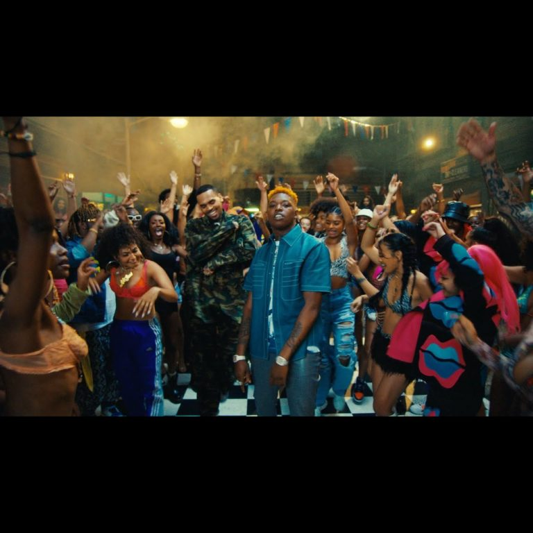 Yung Bleu - Baddest (ft. Chris Brown and 2 Chainz) (Thumbnail)
